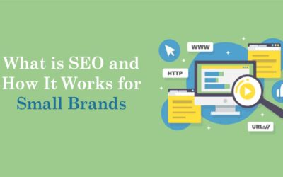 What is SEO and How It Works for Small Brands in 2021